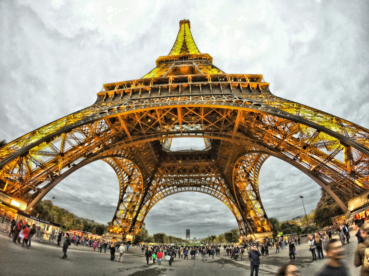 Paris. La ciudadromántica.
