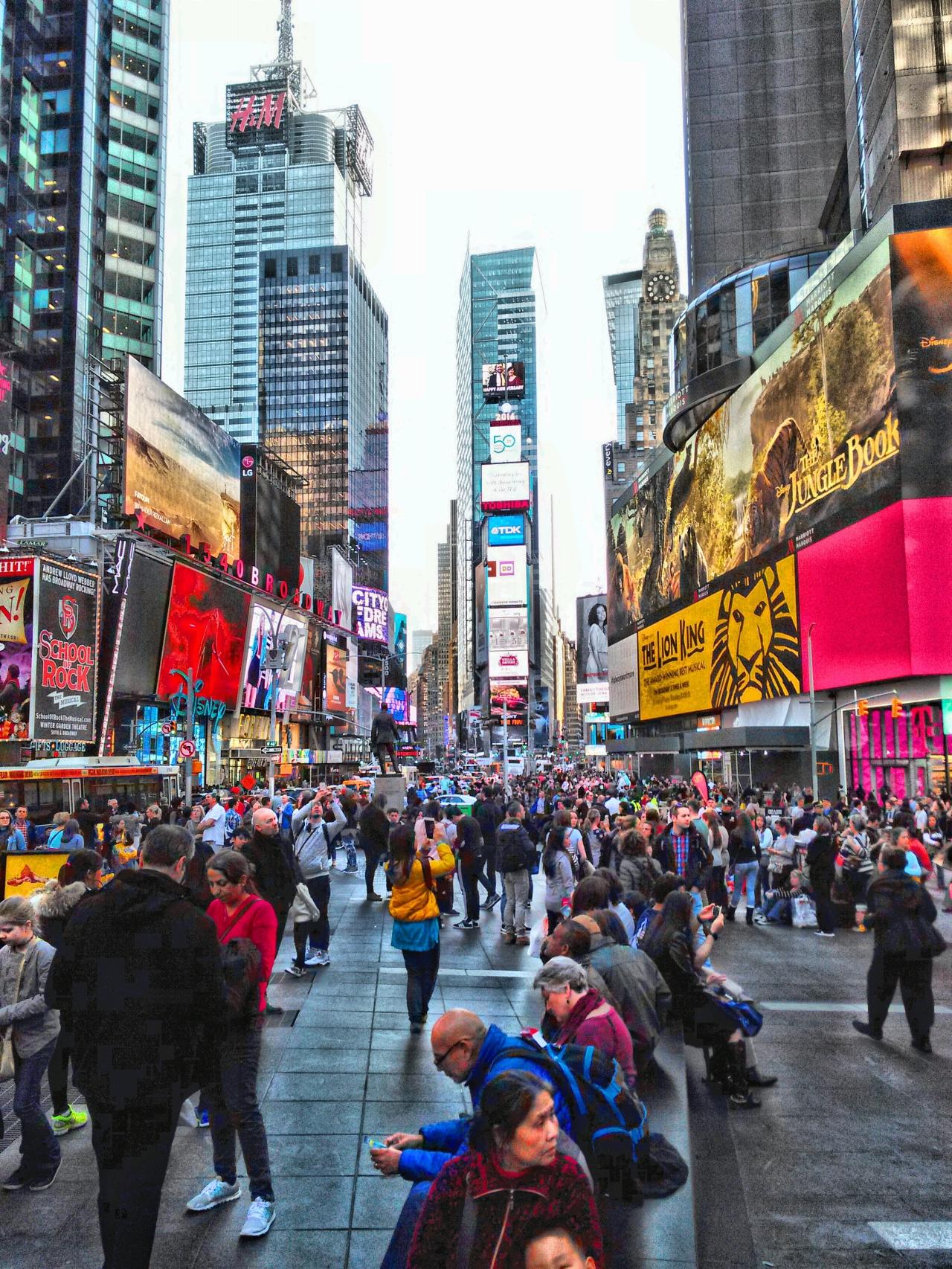 New York; siempreiluminada