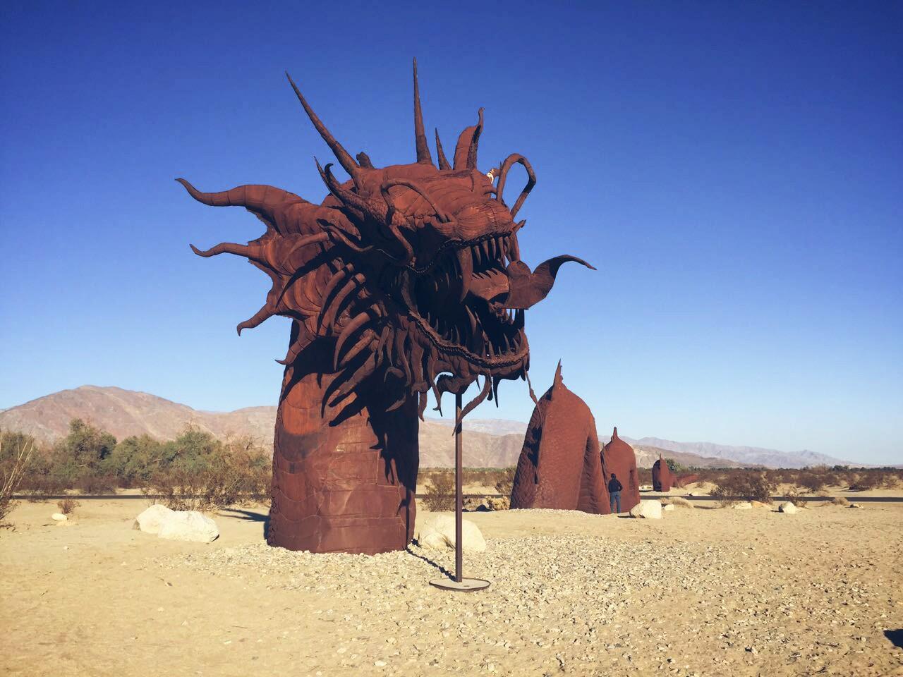 Arte en el Desierto deCalifornia