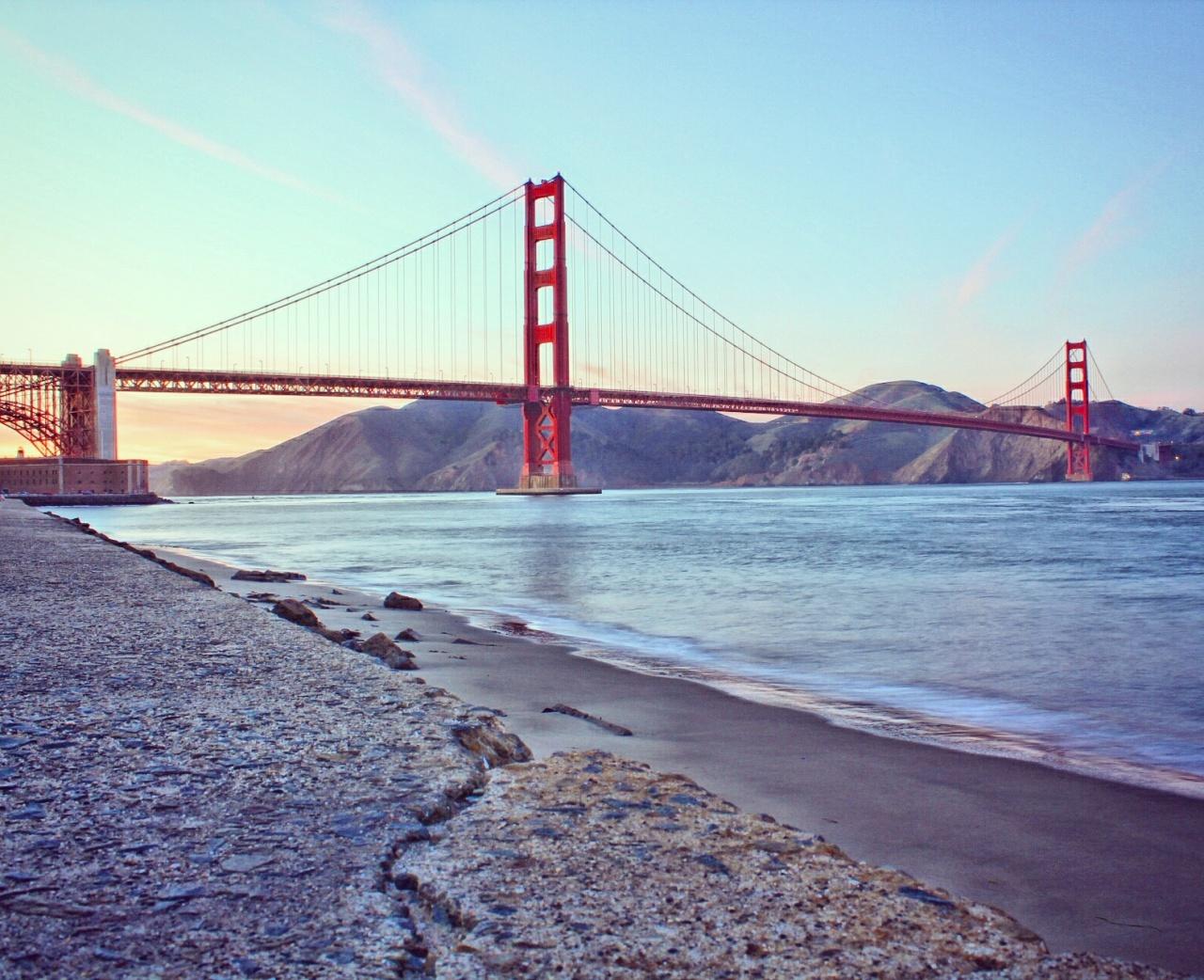 A Weekend in San Francisco: 10 cosas que no te puedesperder.