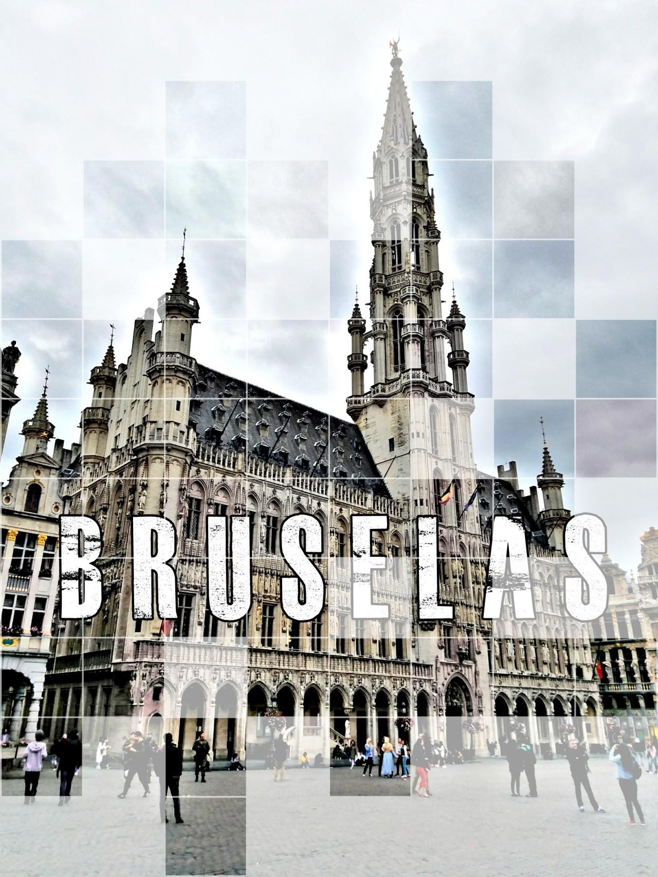 Bruselas, la gran capitaleuropea