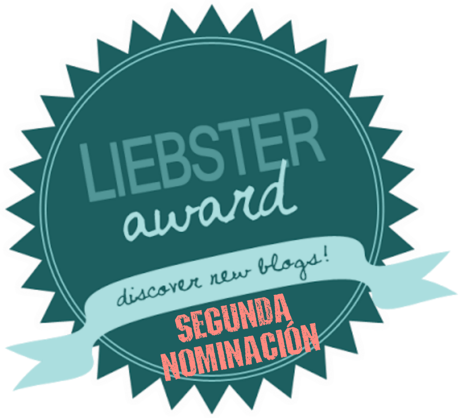 Segundo Liebster Award