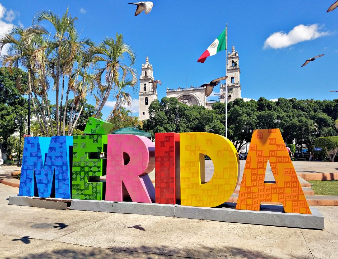 Mérida: La CiudadBlanca