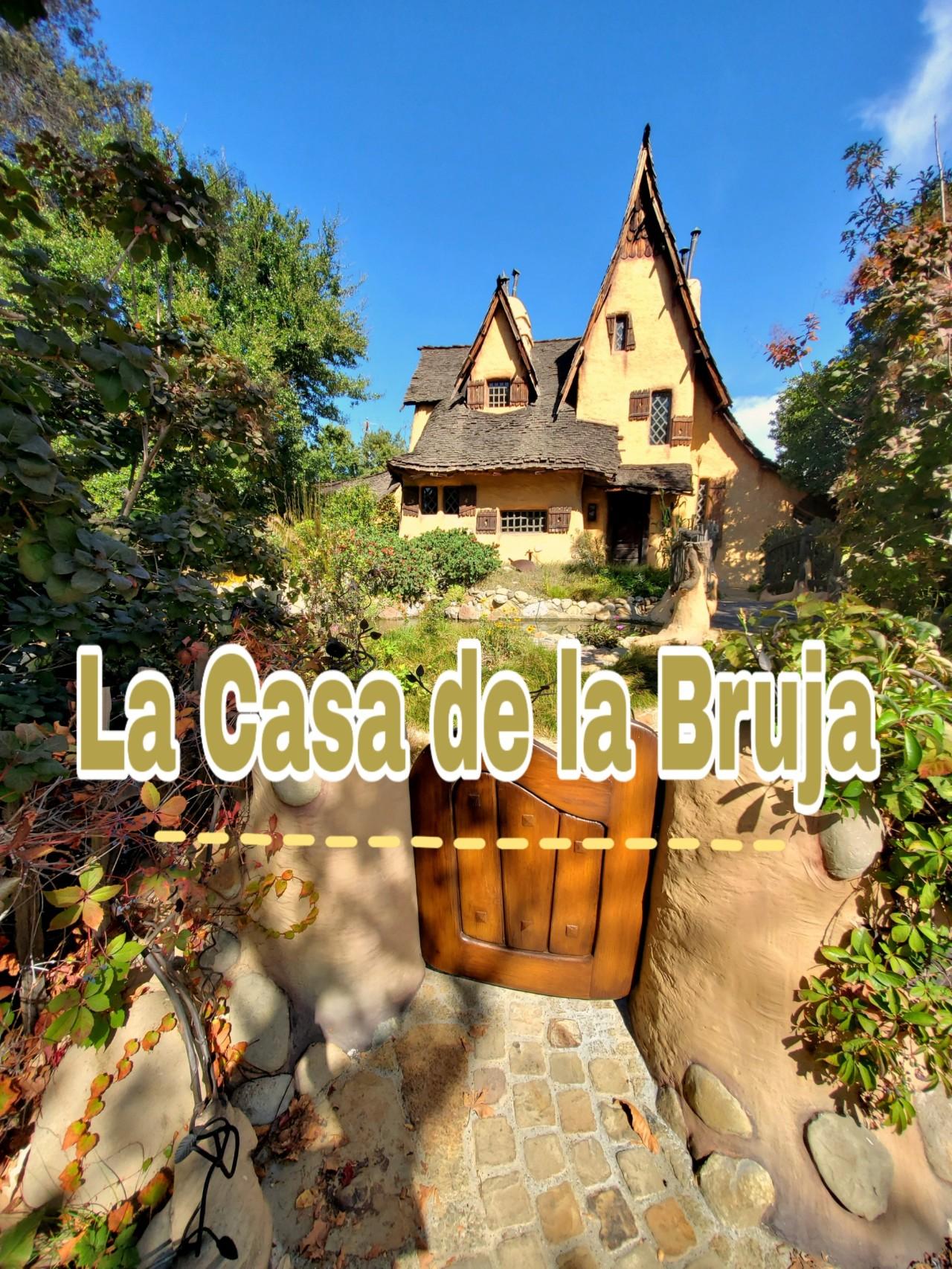 La Casa de LaBruja